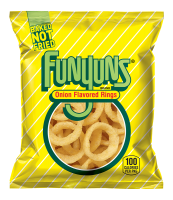 Funyuns® Baked Not Fried Onion Flavored Snacks - .75oz